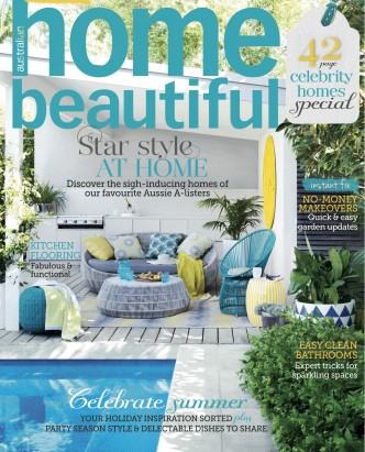 Cover for Home Beautiful